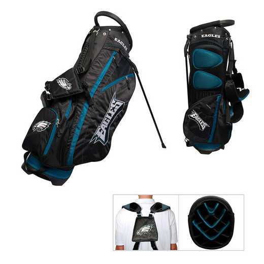 32228: Fairway Golf Stand Bag Philadelphia Eagles